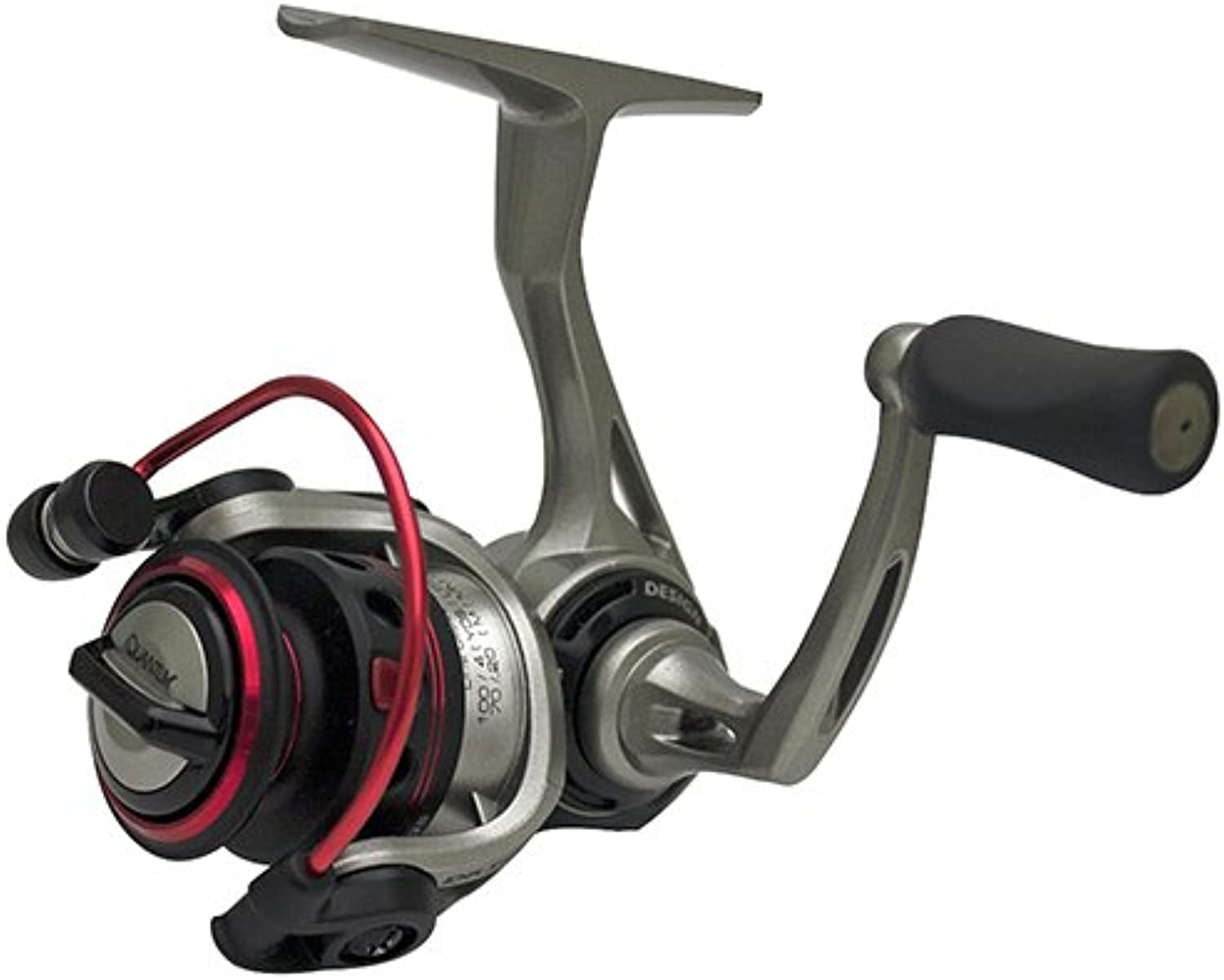 Zebco Quantum DR20.CP3 Drive Size 5.2  1 Gear Ratio 9 Bearings Ambidextrous Fishing Reels