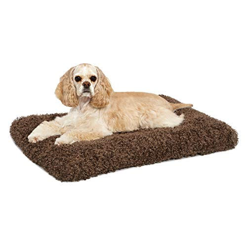 MidWest Homes for Pets Deluxe Dog Beds | Super Plush Dog & Cat Beds Ideal for Dog Crates | Machine...