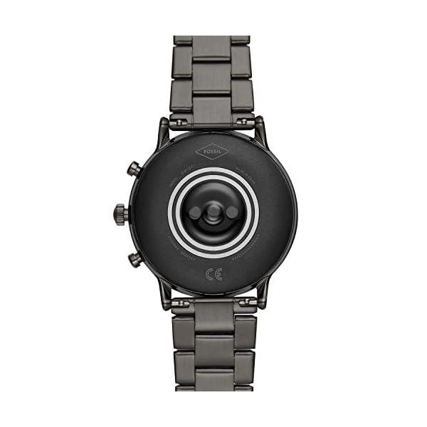 Fossil Smartwatch Gen 5 para Hombre con pantalla táctil, altavoz, frecuencia cardíaca, GPS, NFC y notificaciones… 5