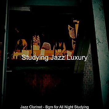 Jazz Clarinet - Bgm for All Night Studying