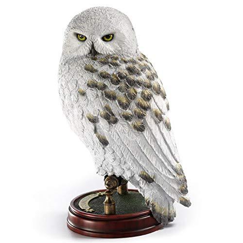 Noble Collection - Réplique Harry Potter Magical Creatures - Hedwige 24cm - 0849241003308