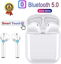 Bluetooth Headset, Touch Wireless Bluetooth Headset...