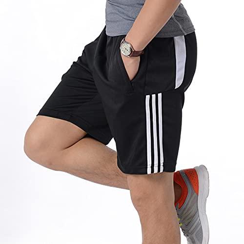 Shorts Kurze Herren Hose Gym Shorts Training Fitness Sport Männer Laufshorts Workout Schnelle Trockene Sportbekleidung Joggen Herren Marathon Short Pants 4XL Style1