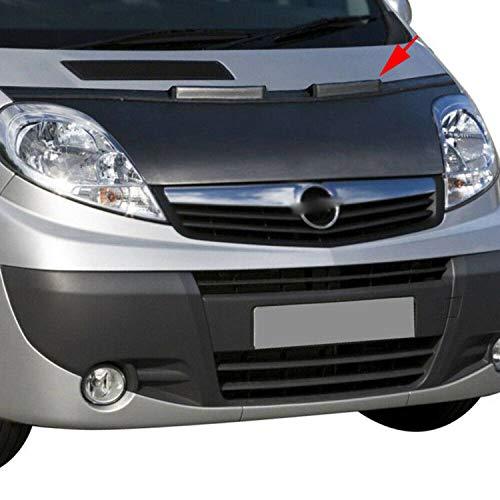 Haubenbra Bonnet Bra für Vivaro Trafic Primastar ab 2001 Schutz Tuning Steinschlagschutz