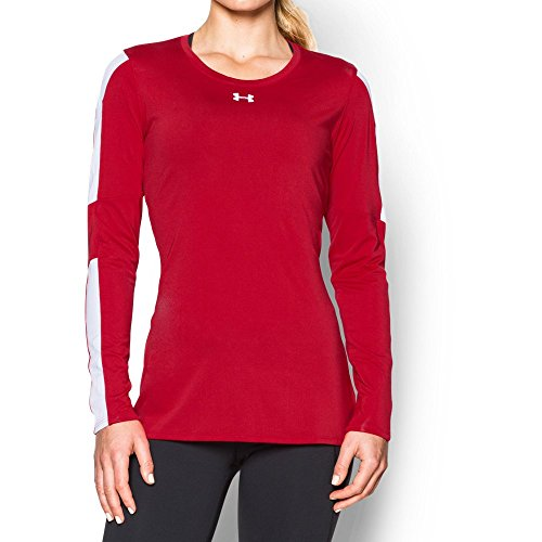 Under Armour UA Block Party Jersey SM Red