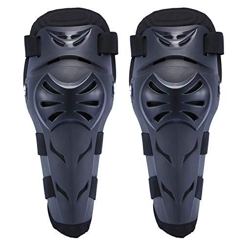 SunTime Knie Ellenbogen Knieprotektoren Lange Schienbeinschutz Rüstungsschutz Schienbeinschoner Knieschoner Armschützer Schutzausrüstung für Motocross Motorrad Fahrrad Skateboard-Fahrrad