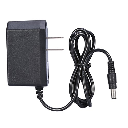 ZJchao AC 100-240V Adapter Power Supply - DC 21V 2A 5.5mm Lithium-ion Battery Charger US Plug