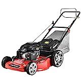 PowerSmart Self Propelled Lawn Mower, 22 Inch...