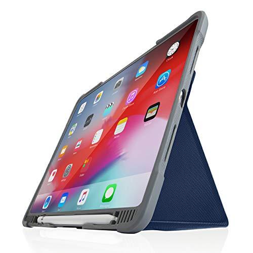 STM Dux Plus para iPad 10.2-Inch 7th Generation / 8th Generation Case (2019 Y 2020),Protección Militar contra Caídas, Azul