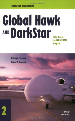 Innovative Development: Global Hawk and DarkStar - Flight Test in the HAE UAV ACTD Program: Global Hawk and Darkstar--Flight Test in the Hae Uav Actd Program (2001)