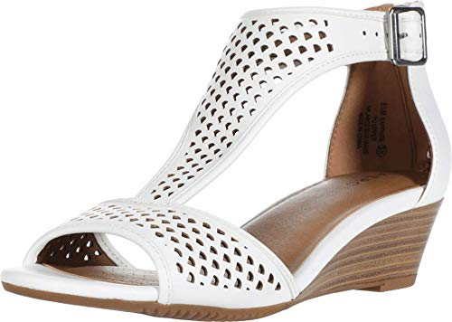 Aerosoles Womens Sapphire White 9.5M