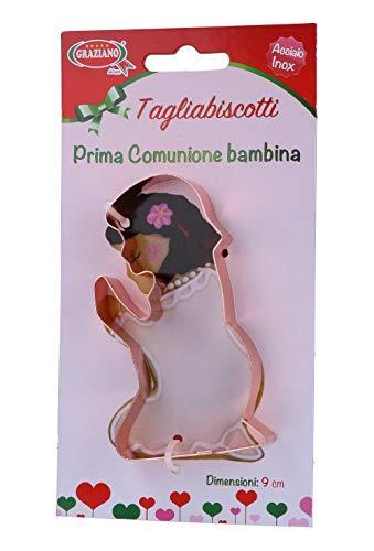 Graziano Cortador de galletas para primera comunión de niña