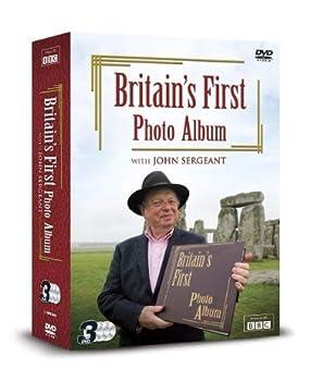 BRITAIN S FIRST PHOTO ALBUM WITH John Sergeant [DVD]