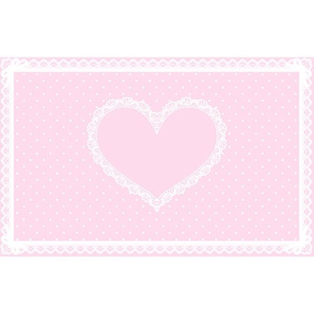 恋人敵対的出席するシリコンネイルマット ピンク