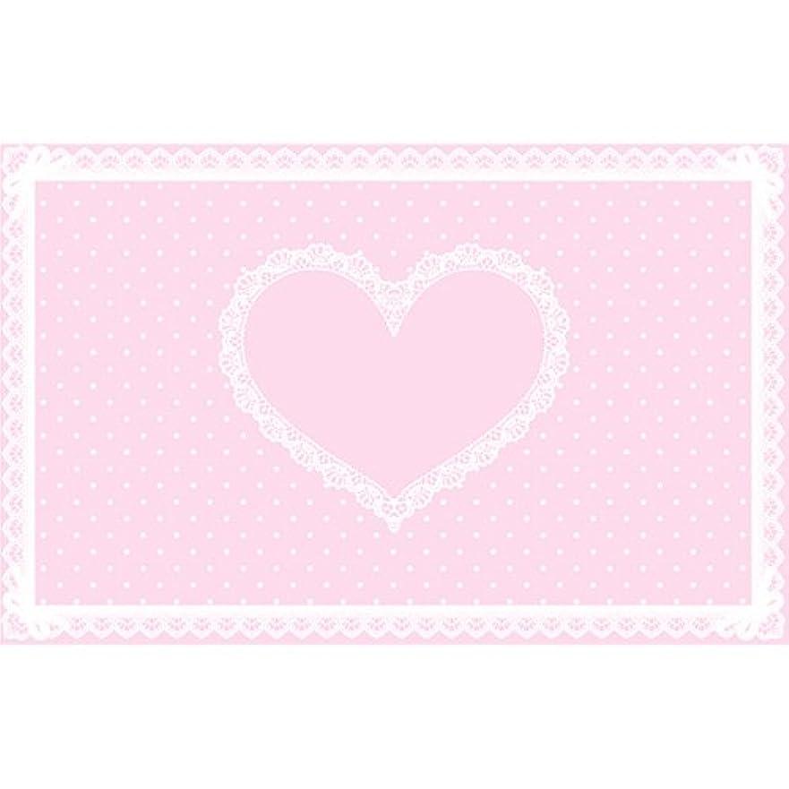 リビングルーム車プレフィックスシリコンネイルマット ピンク