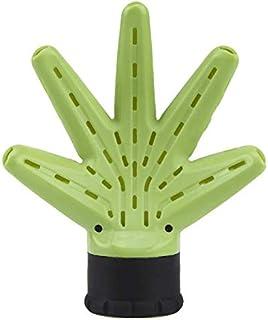 موزع لمجفف الشعر على شكل يد من ملحقات ادوات تصفيف الشعر