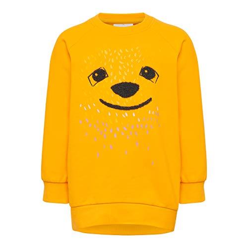 Lego Wear Baby-Mädchen LWSOPHIA 603-SWEATSHIRT Sweatshirt, Orange (Light Orange 275), (Herstellergröße: 98)