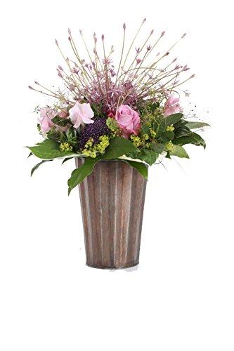 Home&Decorations 126634 plantenpot bloempot, koper
