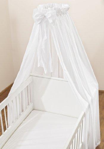 Christiane Wegner 0315 02 Himmel für Kinderbett weiss, 300 x 175 cm
