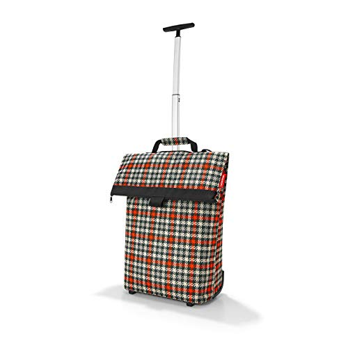 Reisenthel NT3068 Trolley M Glencheck red 43 L
