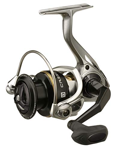 13 FISHING - Creed K Spinning Reel - 5.2:1 Gear Ratio - 1000 size (Fresh) - CRK1000