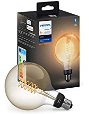 Philips Hue decoratieve globe - warmwit licht - G125
