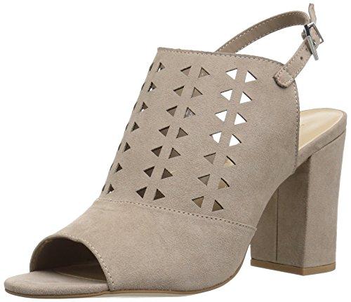 Athena Alexander Women's Nadiah Platform Dress Sandal, Taupe, 6.5 UK/6.5 M US