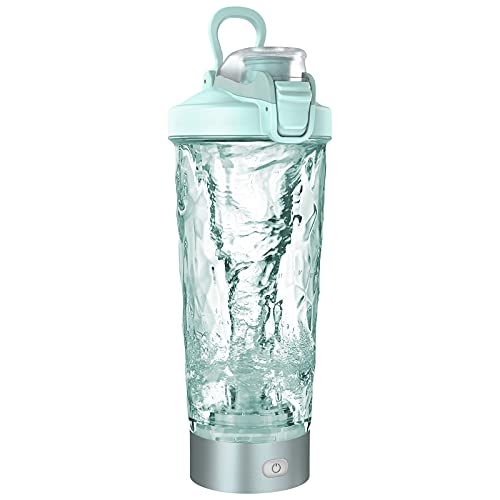 Blackube Electric Protein Shaker-BPA Free, Tritan 600ml-Portable Miscelatore elettrico a vortice Miscelatore di proteine ricaricabile-elettrico adatto a fitness