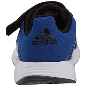 adidas Unisex-Child Duramo SL Shoes Running, Royal Blue/White/Black, 13K
