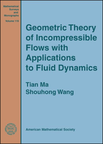 Geometric Theory of Incompressible Flows with Applications to Fluid Dynamics (Mathematical Surveys and Monographs)