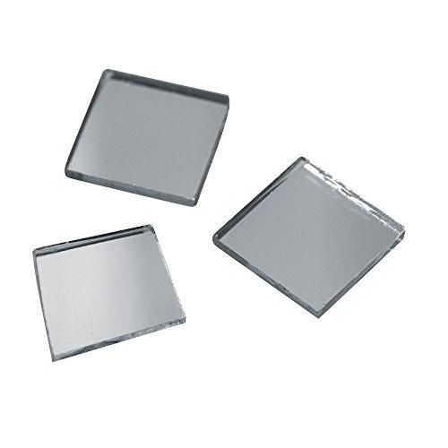 Rayher 1451600 Spiegelmosaiksteine, 1,5 cm, SB-Box ca. 120 Stück / 180
