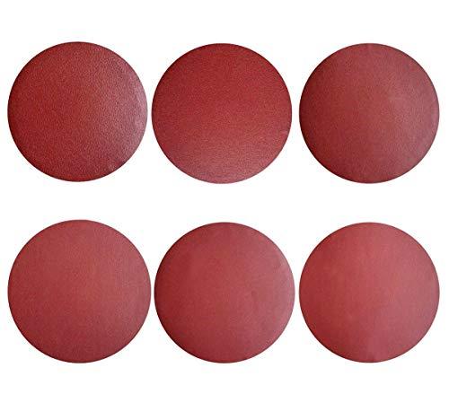 60 PCS 5-Inch PSA Sanding Discs, Self Adhsive Back Assorted Sandpaper 80 100 120 180 240 400 Grits