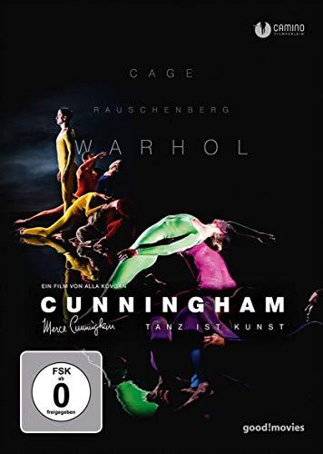 Cunningham - Tanz ist Kunst (OmU)