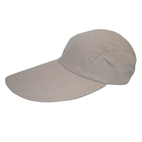 CTM® Long Bill Baseball Cap