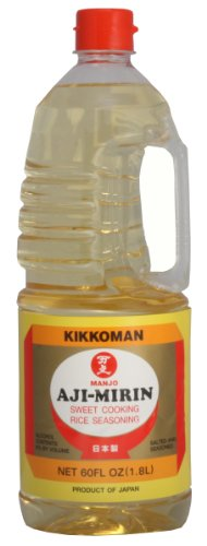 Kikkoman Manjo Aji Mirin Cooking Rice Seasoning, 60-Ounce