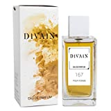 DIVAIN-167, Eau de Parfum pour femme, Spray 100 ml
