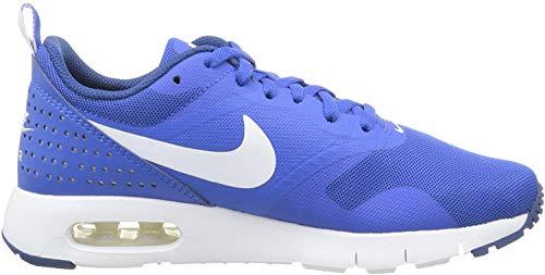 Nike Jungen Air Max Tavas (Gs) Laufschuhe, Azul / Blanco (Hyper Cobalt / White-Drk Ryl Bl), 38.5 EU