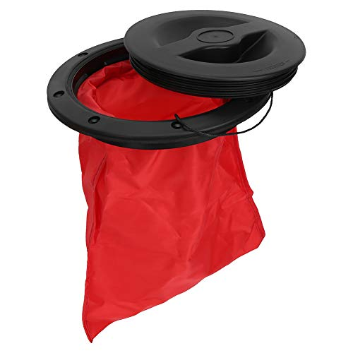 keenso 6-8 Inch Kayak Hatch Cover Round Hatch Cover for Kayak Boat Sealing Hatch Cover Waterproof Boat Hatch Deck(8in)