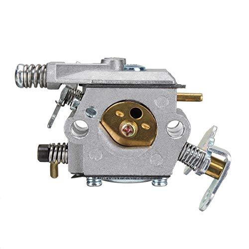 545081885 Carburetor for Compatible with Poulan Chainsaw 1950 2050 2150 2375 Walbro WT 89 891 Zama C1U-W8 C1U-W14