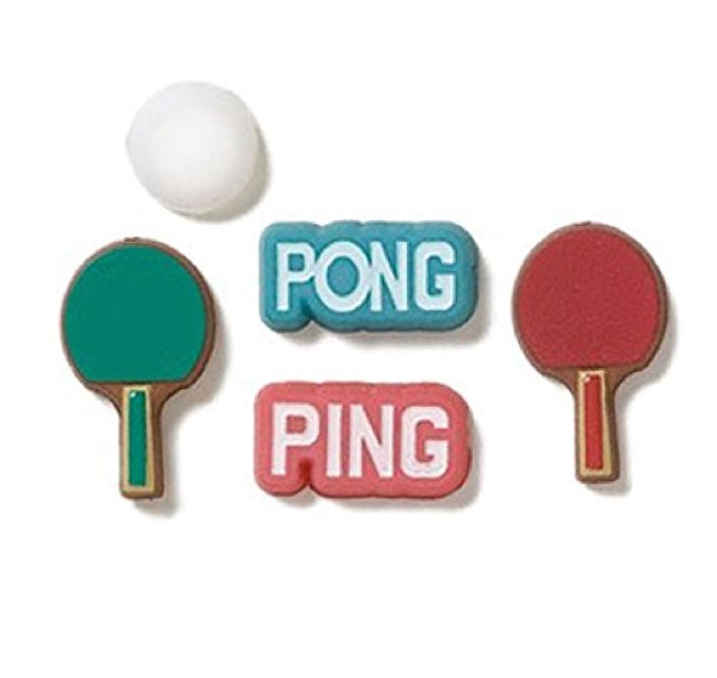 KAREN FOSTER Design Scrapbooking Keepsake Brads, Ping Pong