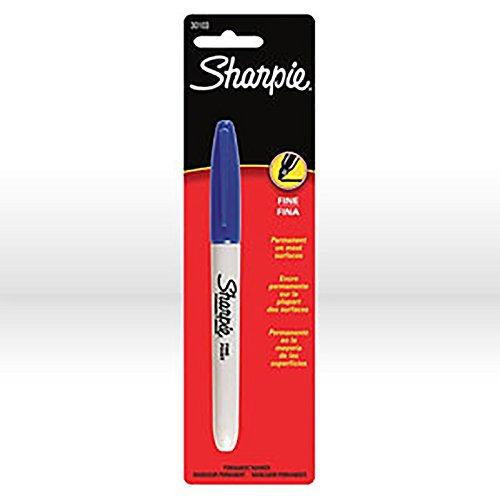 Sharpie / Sanford Marking Pens 30103PP Sharpie Fine Point Blue Pen Per
