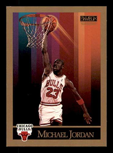 Michael Jordan Card 1990-91 SkyBox #41