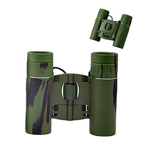 RosinKing Verrekijker Compact Telescoop Kids Speelgoed Verrekijker Reizen Pocket Size Waterpoof voor Kinderen/Volwassenen/Outdoor/Vogelen/Reizen/Bezienswaardig/Jagen/Vogelspotten