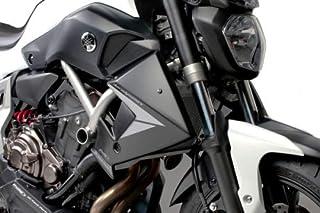 Puig 7108N Portamaticulas para Yamaha Mt-07 14 Color Negro