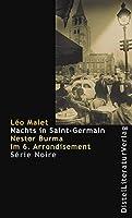 Série Noire / Nachts in Saint-Germain: Nestor Burma im 6. Arrondissement