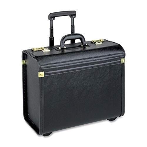 Lorell Carrying Case, Vinyl, Black
