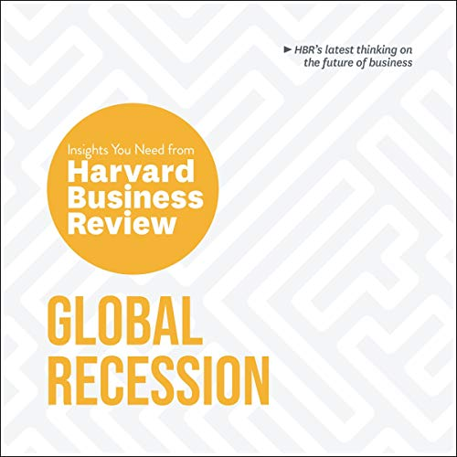 Global Recession Audiobook By Harvard Business Review cover art