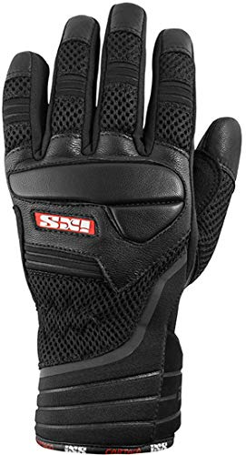 IXS Glove Cartago Black Dm
