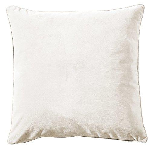 Pichler Kissenhülle 61x61 cm Melva kristall