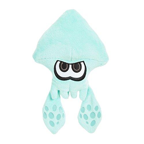 World of Nintendo Nintendo Turquoise Squid Plush
